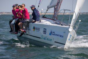 Challenge Voile 2019 - En mer